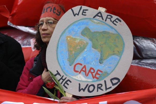 觀點投書:選在世界地球日簽署《巴黎協定》的意義