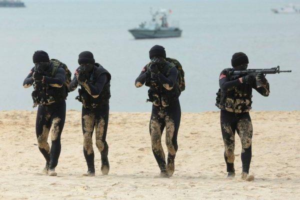 入伍訓練8周變5周 前國安高層憂「怎訓練出合格步槍兵」