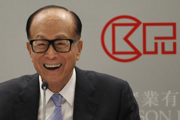 華爾街日報稱李嘉誠最快年內交棒 長和回應:李先生目前沒有退休時間表