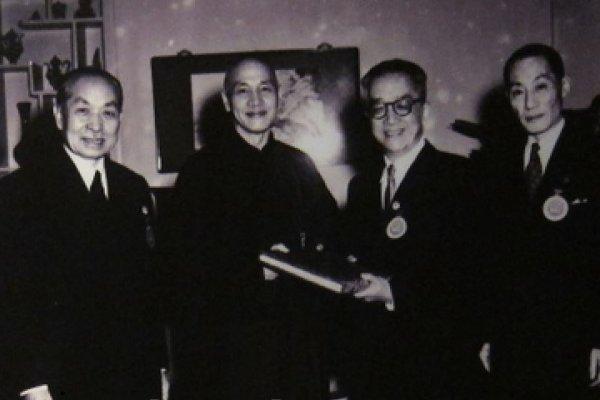 好文嚴選:蔣介石無法搶救出境的大師們,文革期間一個不剩