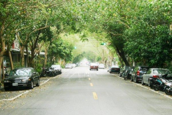 阮慶岳專欄:最美麗的街道