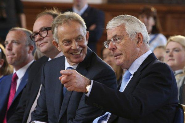 英國真的要脫歐嗎?兩位前任首相力挽狂瀾:反悔還來得及!
