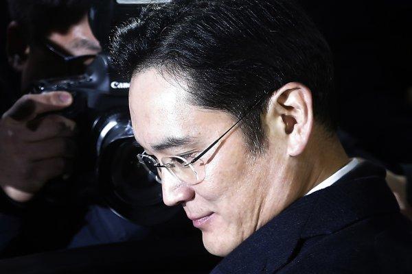 親信門醜聞》慘!南韓三星掌門人李在鎔涉嫌行賄、做偽證 今天可能遭逮捕