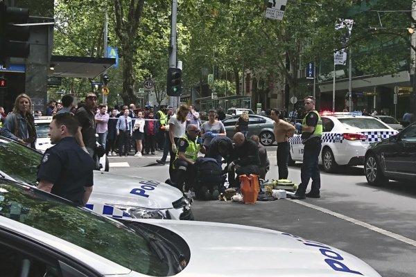 澳洲墨爾本驚傳駕車衝撞人群事件 至少3死20傷