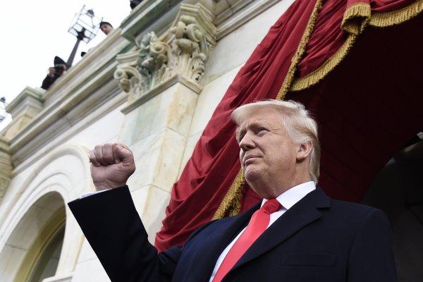 川普宣誓就任美國第45位總統    演說全文中英對照  內容強調「美國優先」