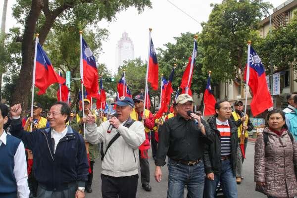 800壯士遊行