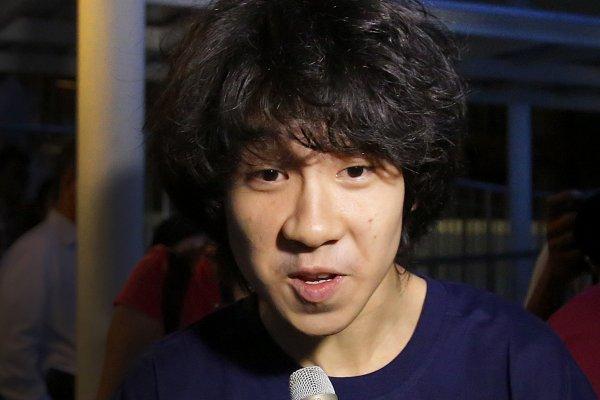 因批評李光耀被關的星國少年》余澎杉獲美政治庇護 移民法官:他是一名政治異議者