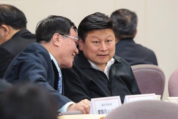 傅崐萁涉炒股案,台中高分院改判8個月