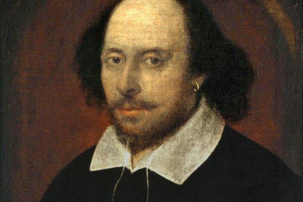 歷史上的今天》4月26日──西洋文壇大師、英國文學巨擘莎士比亞受洗日