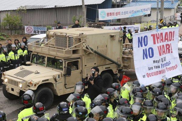 薩德羅生門》川普:南韓應該付錢才對 南韓國防部:怎麼跟當初說的不一樣!