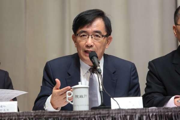 遭指控就是介入協調慶富案的政務委員,吳宏謀:沒參與也不知情