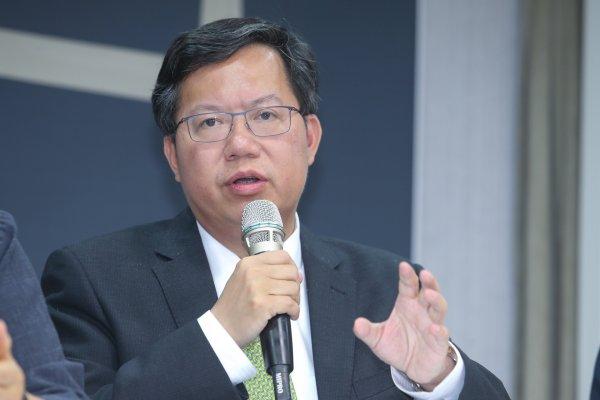 「假新聞多到像雪花」鄭文燦:行政部門必須像「千手觀音」接下來