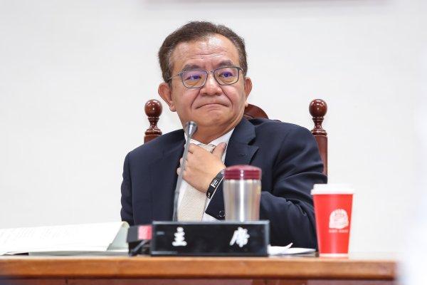 力拼臨時會修正《礦業法》 高志鵬串連黨團立委