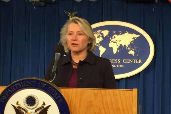美國國務院承諾:與中國對話若涉台,將重申「反對改變台海現狀」