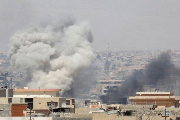 進攻伊斯蘭國!伊拉克軍隊向摩蘇爾老城繼續推進 「幾天內就可收復故土」