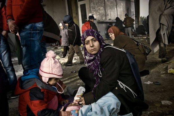 你所不知道的東歐!直擊難民之路,台灣攝影師以鏡頭凝視世界陰暗面