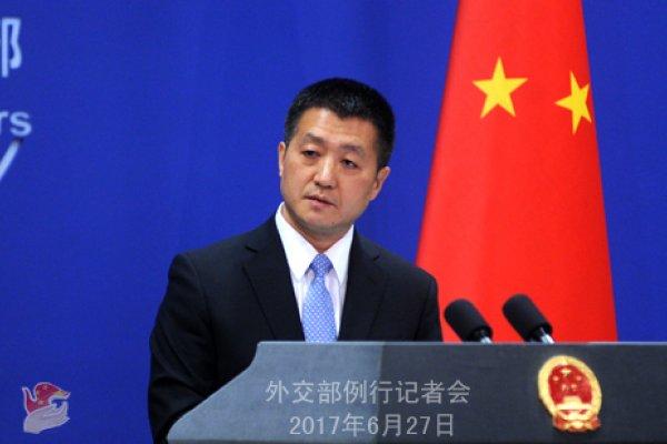 官網全「河蟹」!外媒關切劉曉波,中國外交部不變應萬變:他國無權干涉中國內政
