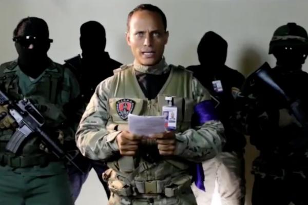 警用直升機朝最高法院投擲手榴彈!委內瑞拉總統:這是恐怖攻擊