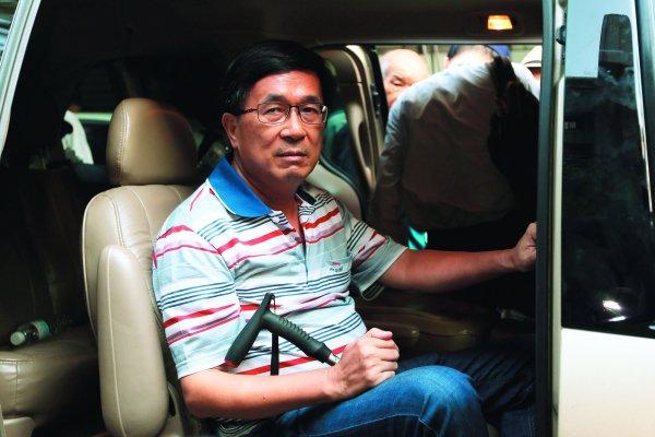 中監駁回陳水扁出席世大運 貴賓證瞬間成廢紙