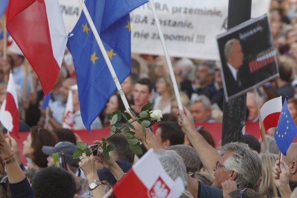 沈建一觀點:歐盟統合新危機—波蘭的司法改革