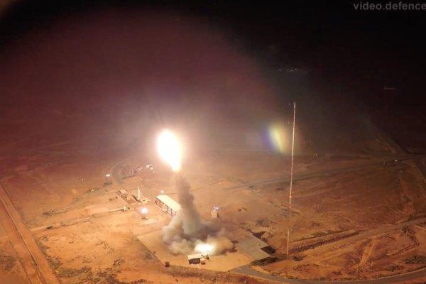 一小時打遍全球,時速達一萬兩千公里!美澳超音速飛彈Hifire4試驗成功