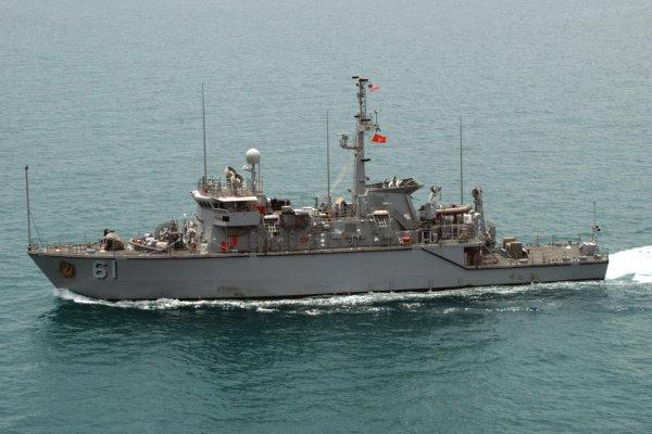 獵雷艦案》至今還有軍方高層想救慶富 ,軍中爆料:已被列為調查對象
