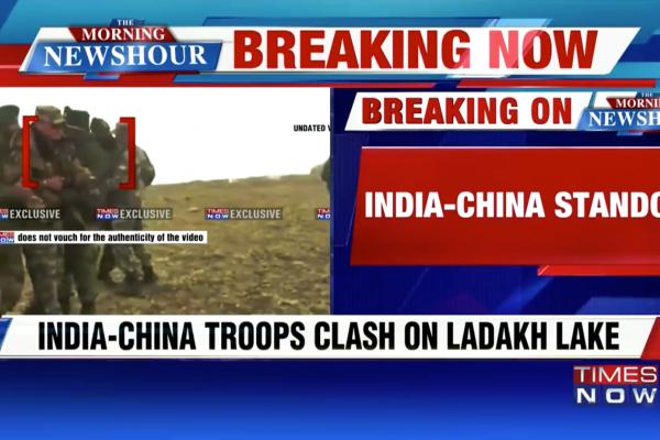 為何發生用石塊互擲的「第二次中印戰爭」?中國軍隊迷路啦!