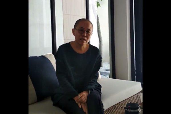 劉霞失聯後首度現身 稱在外地休養 友人質疑「影片99.9%來自中共」