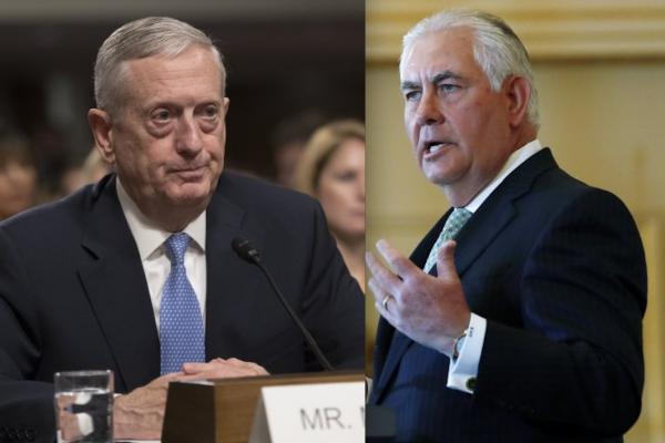 北韓飛彈危機:川普主戰、馬提斯勸和 美國內部分歧未息