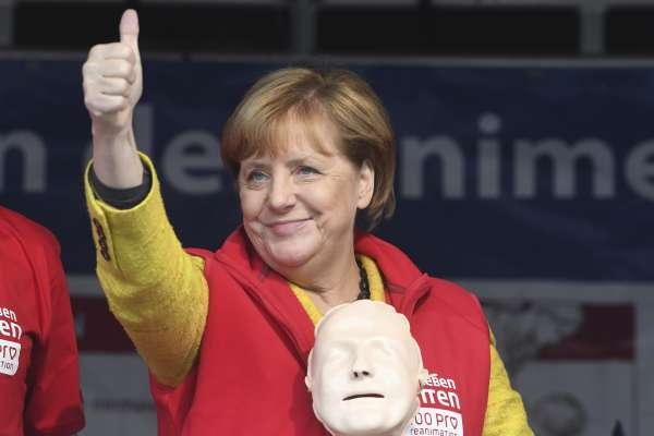 德國「鐵娘子」梅克爾達陣有望!社民黨同意展開組閣談判 最快4月前組成新政府