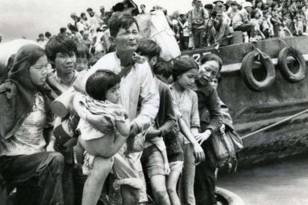 瑞典來鴻》常懷感恩的越南船民