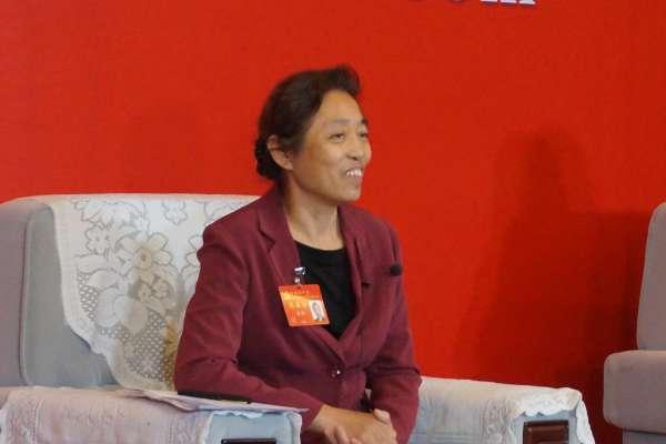十九大》「大家都能來分享受益,為什麼咱們不來?」台灣人大代表團長蘇輝:聽習近平報告熱血沸騰