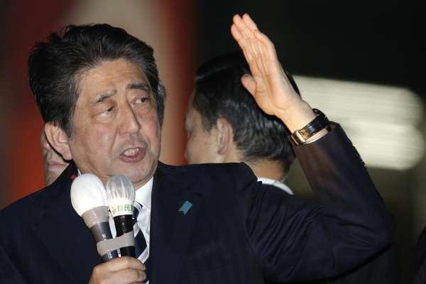 森友學園風波》安倍首相聲望重挫,自民黨總裁「一強」局面恐遭突破