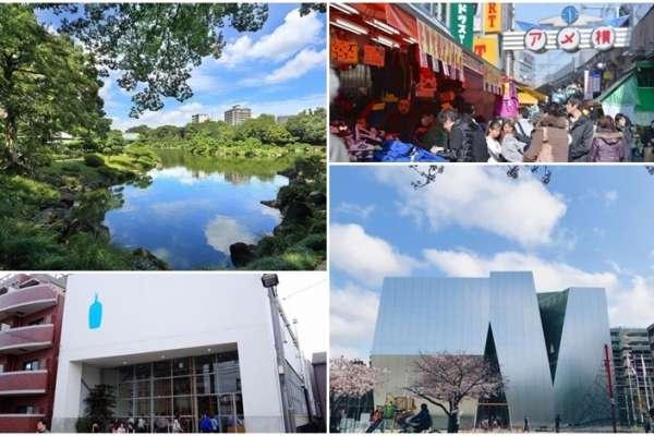 跟著內行人玩東京!省去轉乘和迷路麻煩,搭著「大江戶線」玩遍當地最強5景點