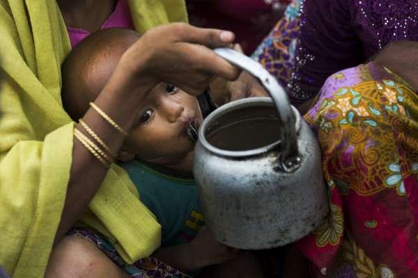 「緬甸軍奸擄燒殺、趕盡殺絕!」美國務卿譴責緬甸對羅興亞人種族清洗