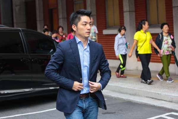 蔣萬安為「一例一休」槓上黨團 吳敦義:勞資和諧、共創雙贏,太偏哪方都不好