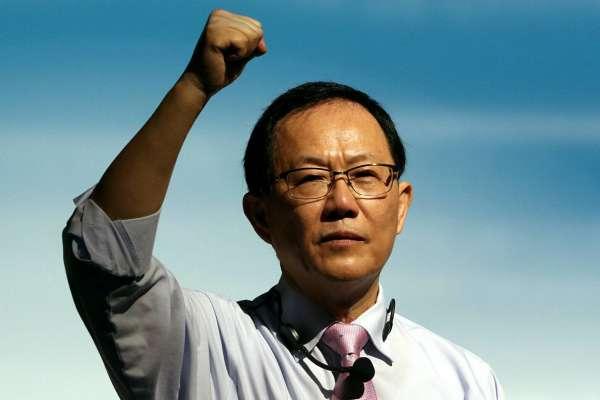 丁守中宣布參選台北市長 市政顧問陣容堅強:張善政、毛治國、葉金川、陳雄文、馮燕