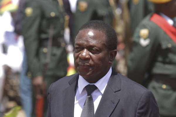 辛巴威候任總統是誰?與穆加比情同父子、曾赴中國接受軍事訓練的兇狠「鱷魚」—姆納加瓦