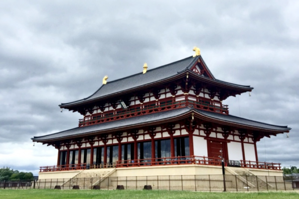 難得到古蹟一趟,卻看見一大片空地…日本這個古城遺跡,給你最難忘的心靈衝擊
