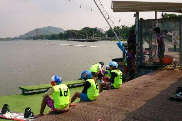 中華民國滑水總會公開澄清新聞稿