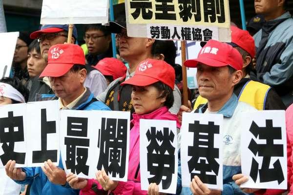 「給勞資會議決定,不是逼勞工上街嗎?」1000人怎麼勞檢140萬家中小企業、647萬勞工