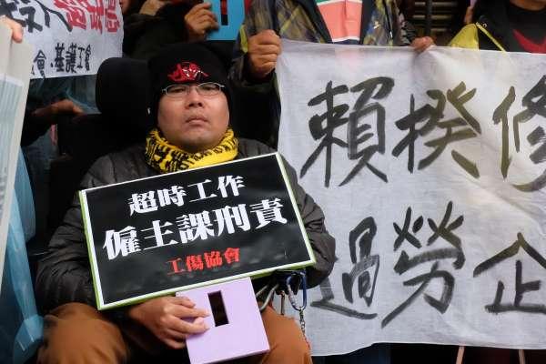 家屬被公司討白包、坐輪椅每月4萬全民買單…職災員工家屬現身說法談過勞殺人