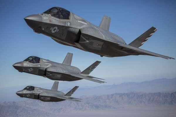 是否將軍購F-35戰機?嚴德發證實:有向美方提出需求
