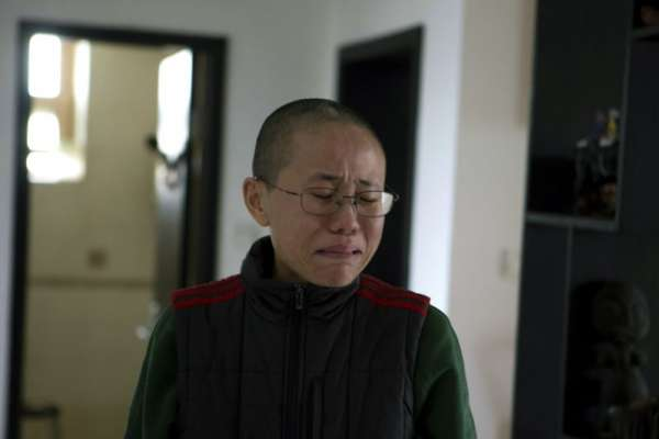 劉曉波遺孀劉霞終於獲准出國?中國外交部:劉霞「依法享有一切自由」