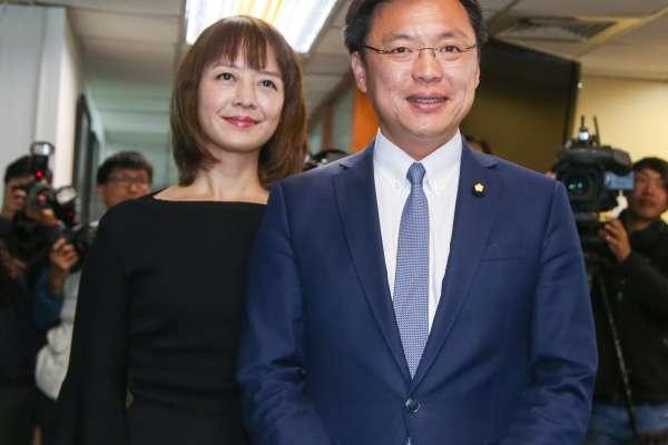 高雄市長選戰》趙天麟:若獲黨內提名,立即辭立委