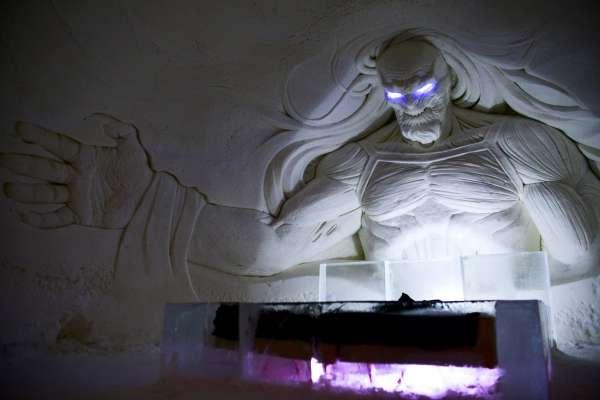 凜冬將至,體驗冰天雪地的奇幻世界!《冰與火之歌》主題旅館在芬蘭開幕