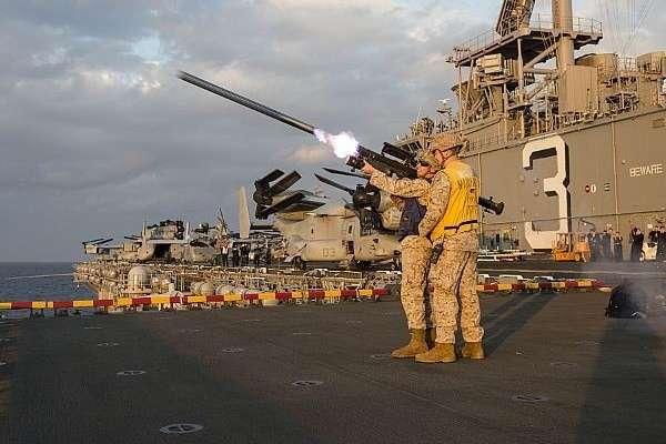 台美多項軍購案已完成決標 攜帶型防空刺針飛彈今年起抵台