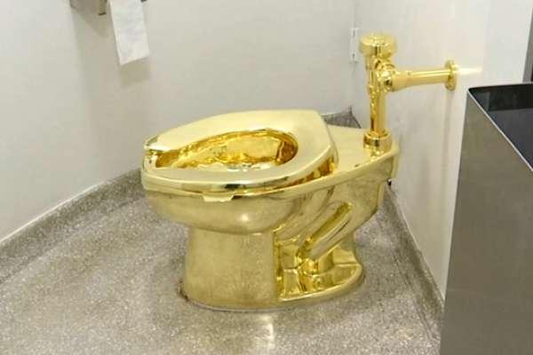 川普想借梵谷名畫裝飾白宮 紐約古根漢美術館回絕:抱歉,我們只能出借黃金馬桶給你!