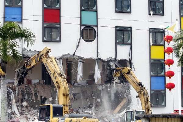 悼念花蓮震災罹難者,政院指示21日全國下半旗