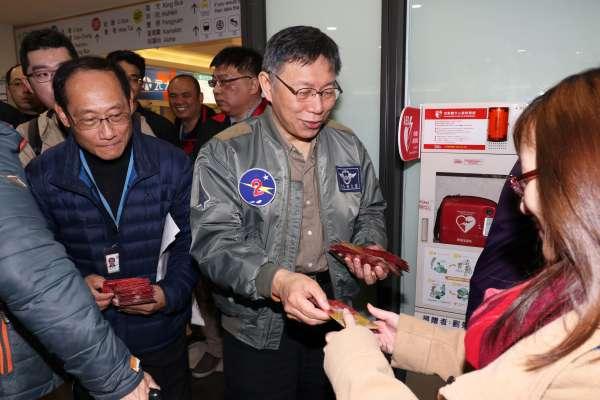 痛數柯文哲「罪狀」張顯耀呼籲用選票讓他從台北政治地圖消失